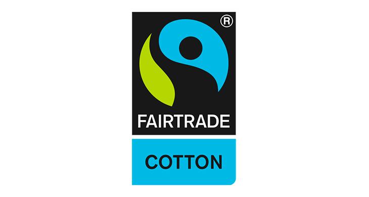 Fairtrade Cotton Siegel Logo