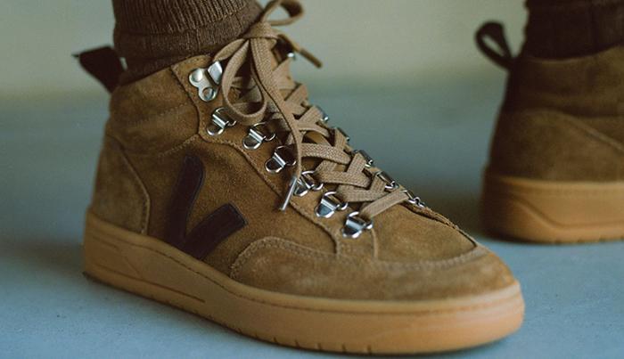 Roraima Nubuk Schuhe von Veja