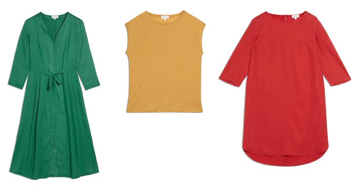 Tencel Kleider und Tops im Onlineshop von zündstoff
