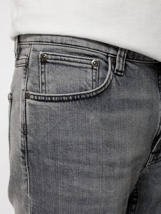 nudie Jeans Jeans Lean Dean [smooth contrasts] jetzt im Onlineshop von zündstoff bestellen