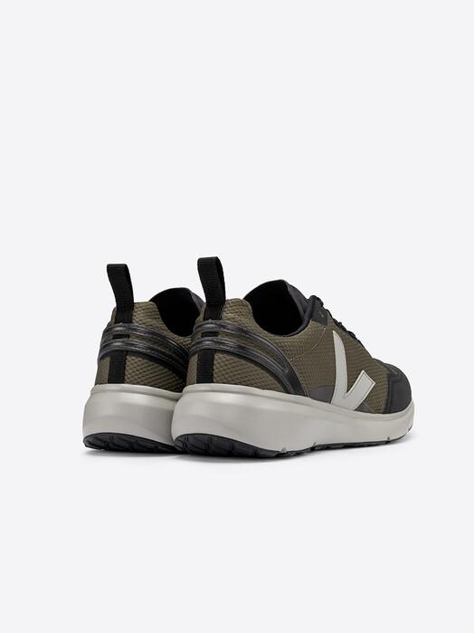 Veja Schuhe Condor 2 Alveomesh [kaki oxford-grey black] jetzt im Onlineshop von zündstoff bestellen