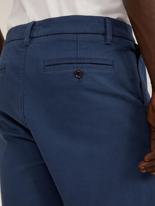 ARMEDANGELS Shorts Daante [deep ocean blue] jetzt im Onlineshop von zündstoff bestellen
