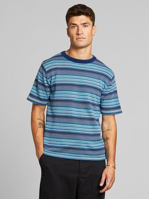 Dedicated T-Shirts Husum [denim blue] jetzt im Onlineshop von zündstoff bestellen