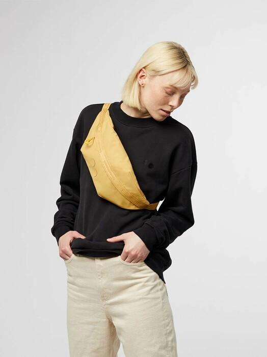 pinqponq Rucksäcke & Taschen Brik [straw yellow] One Size jetzt im Onlineshop von zündstoff bestellen