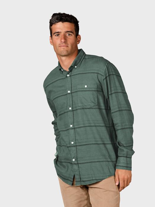 Klitmøller Collective Hemden & Polos Patrick [olive] jetzt im Onlineshop von zündstoff bestellen