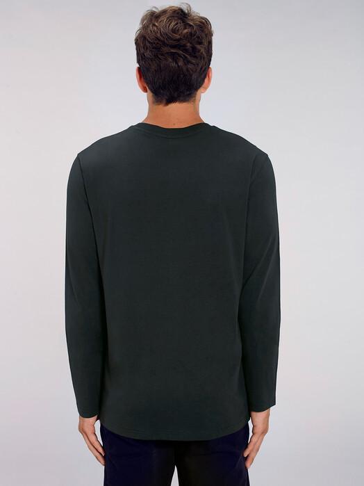 zündstoff.basics Longsleeves Samson [diverse Farben] M, black jetzt im Onlineshop von zündstoff bestellen