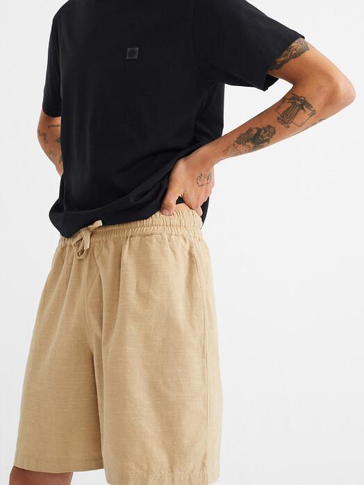 Thinking MU Shorts Henry Shorts [camel] XL jetzt im Onlineshop von zündstoff bestellen
