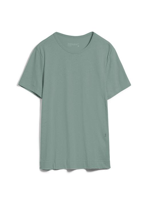 ARMEDANGELS T-Shirts Aantonio Linen [agave] L jetzt im Onlineshop von zündstoff bestellen