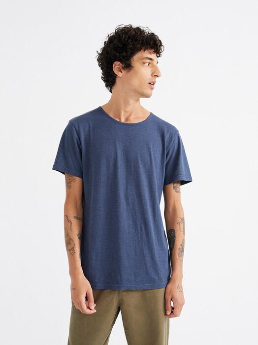 Thinking MU T-Shirts Hemp T-Shirt [navy] S jetzt im Onlineshop von zündstoff bestellen