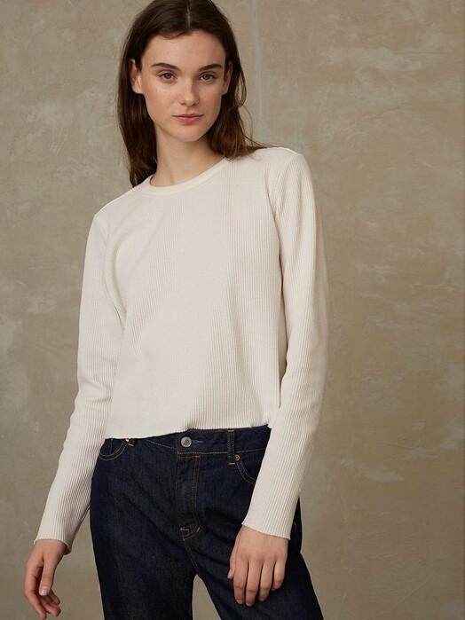 K.O.I. Jeans Strickpullover & Cardigans Jessamine [off white] jetzt im Onlineshop von zündstoff bestellen