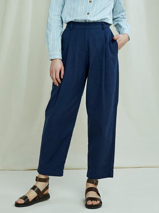 People Tree  Hosen Helka Trousers [navy] jetzt im Onlineshop von zündstoff bestellen