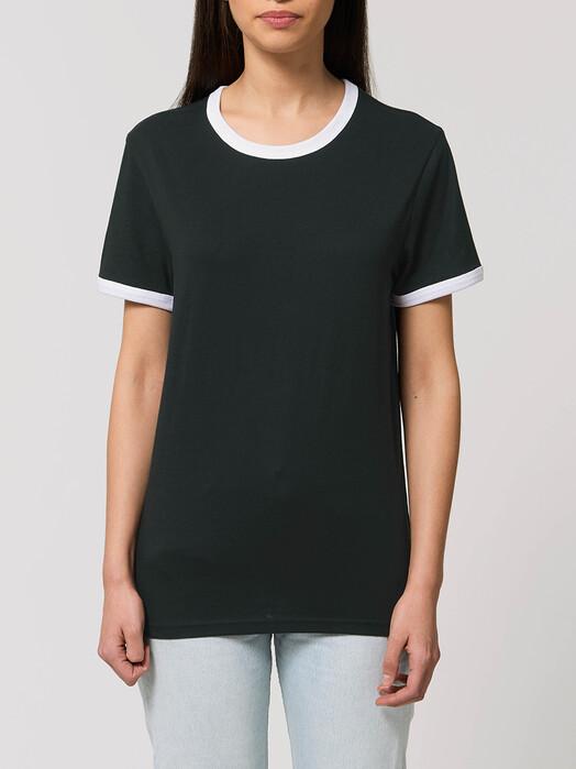 zündstoff.basics T-Shirts Robyn [black/white] jetzt im Onlineshop von zündstoff bestellen