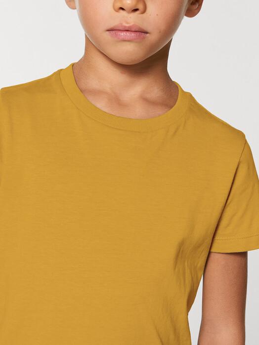 zündstoff.basics nachhaltige Kindermode Mini Claas [diverse Farben] 110-116, ochre jetzt im Onlineshop von zündstoff bestellen