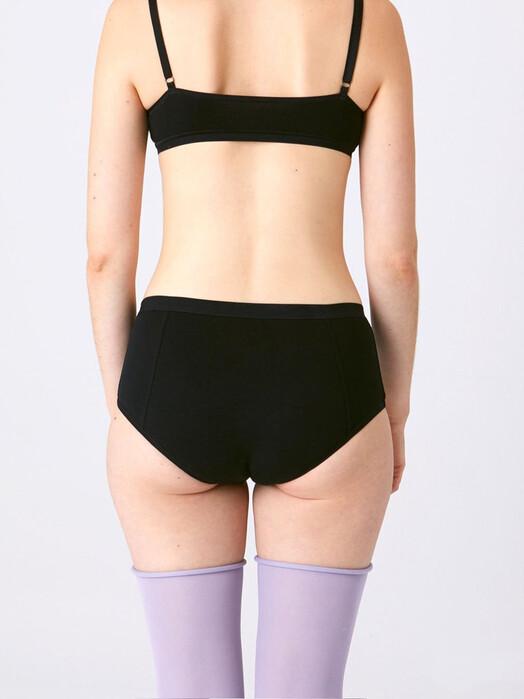 Kora Mikino Unterwäsche  Hipster Hannah [black] jetzt im Onlineshop von zündstoff bestellen