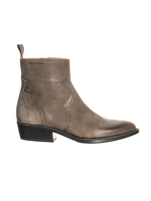 Ten Points Schuhe  Jessie [caribou taupe] jetzt im Onlineshop von zündstoff bestellen