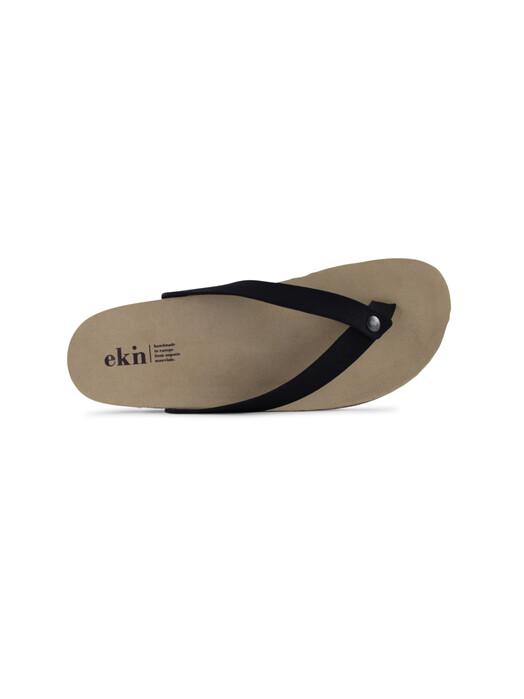 ekn Schuhe Sandal [black vegan] jetzt im Onlineshop von zündstoff bestellen