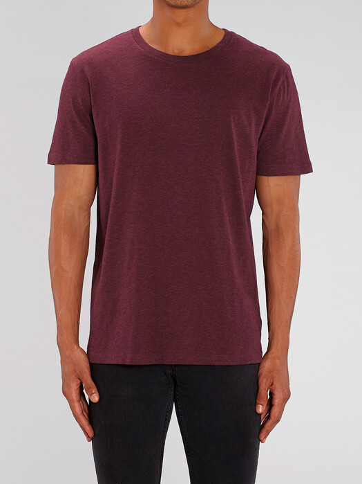T-Shirts - Claas [diverse Farben] - L, heather grape red 2