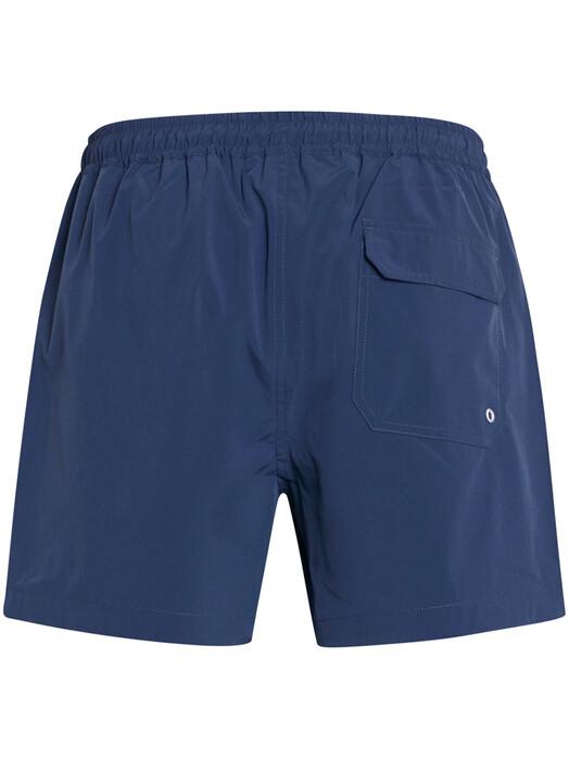 Knowledge Cotton Apparel  Badeshorts Bay Swimshorts [dark denim] jetzt im Onlineshop von zündstoff bestellen
