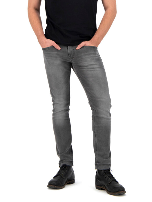 Jeans - Kale Skinny [rebel grey] 1
