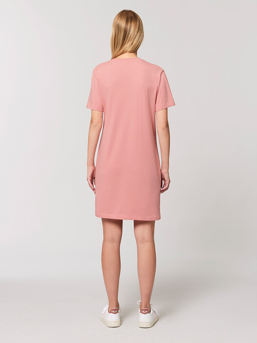 zündstoff.basics Kleider Sofia [diverse Farben] XL, canyon pink jetzt im Onlineshop von zündstoff bestellen