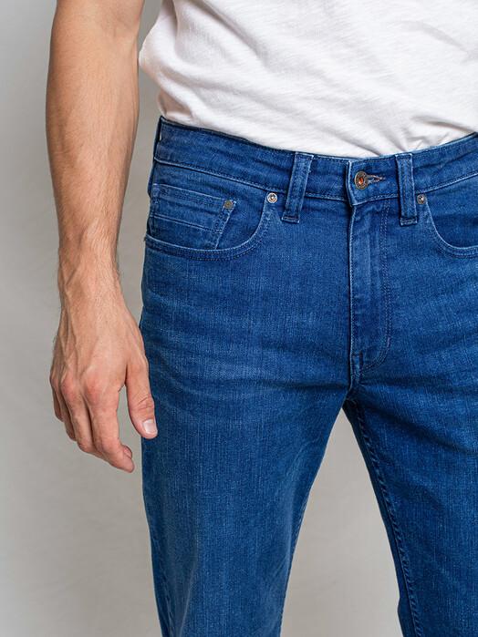 Kuyichi Jeans Jeans Scott [noble blue] jetzt im Onlineshop von zündstoff bestellen