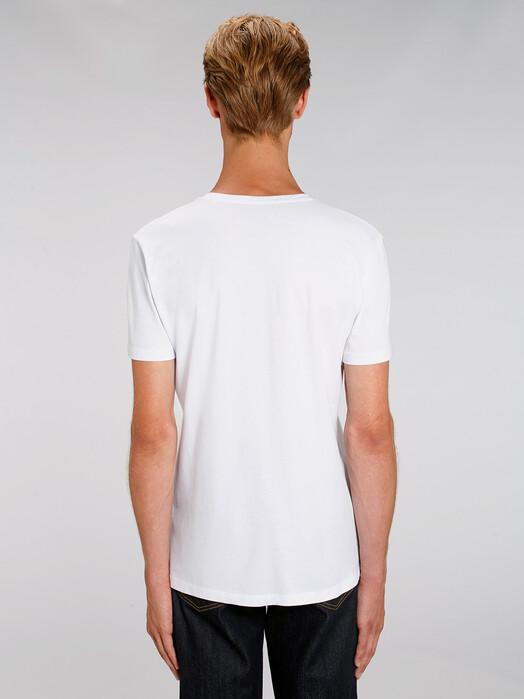 T-Shirts - Peer [diverse Farben] - S, white 4