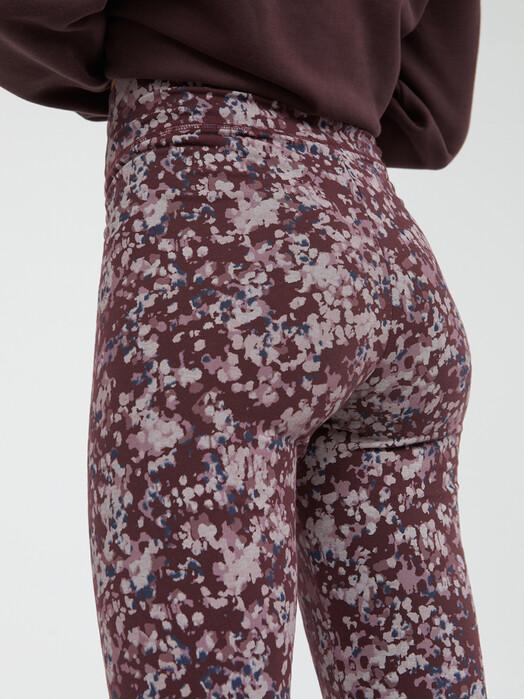 ARMEDANGELS Leggings & Strumpfhosen Faribaa Early Blossoms [aubergine] XL jetzt im Onlineshop von zündstoff bestellen