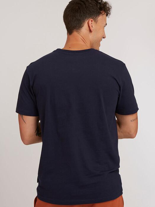 ThokkThokk  T-Shirts T-Shirt Five Letters [dark navy] jetzt im Onlineshop von zündstoff bestellen