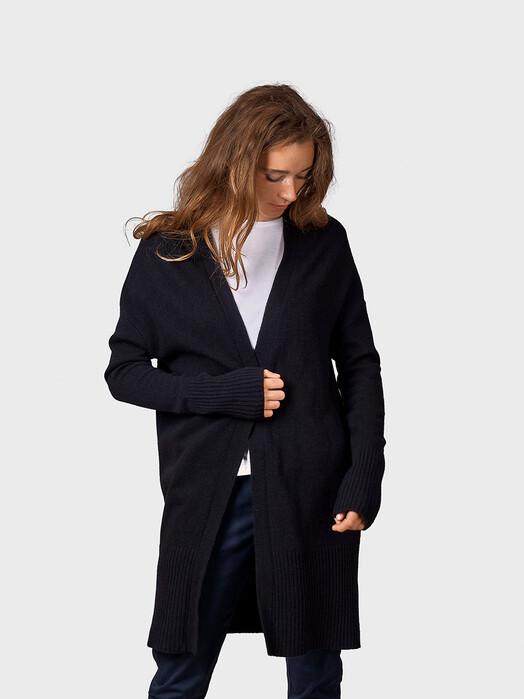 Klitmøller Collective Strickpullover & Cardigans Rosemarie [black] jetzt im Onlineshop von zündstoff bestellen