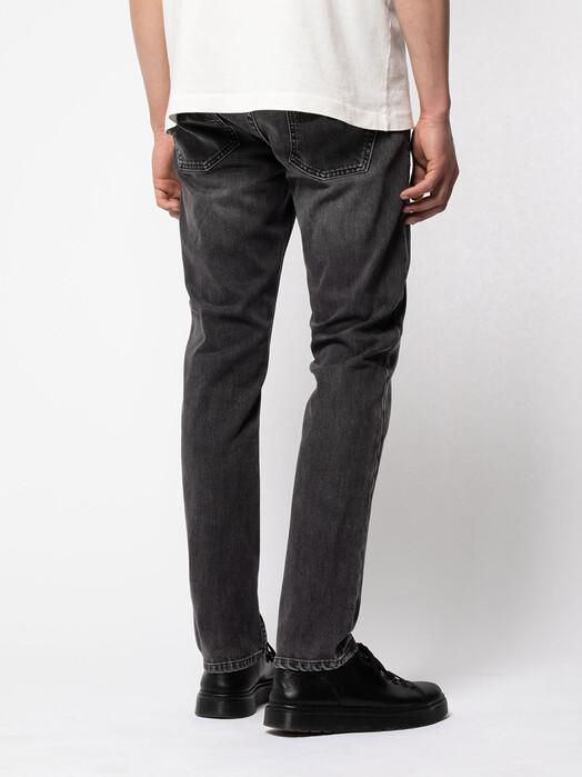 nudie Jeans Jeans Lean Dean [black eyes] jetzt im Onlineshop von zündstoff bestellen