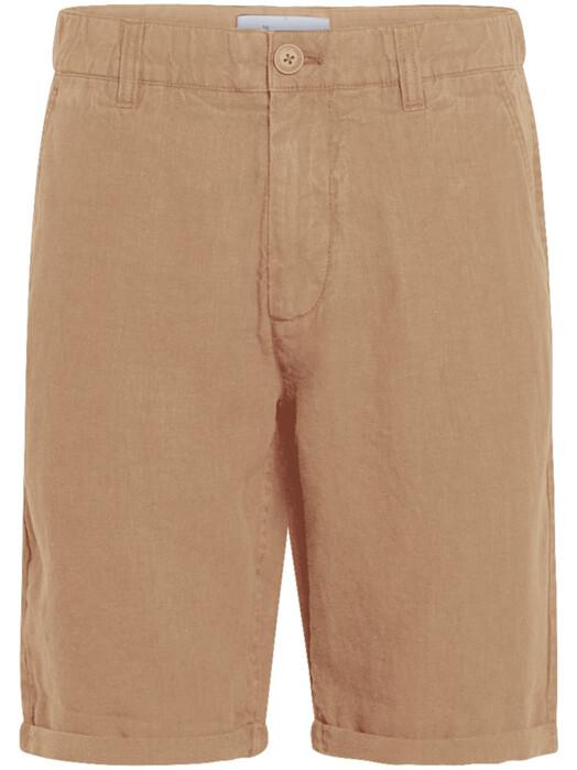 Knowledge Cotton Apparel  Shorts Chuck Loose Linen Shorts [tuffet] jetzt im Onlineshop von zündstoff bestellen