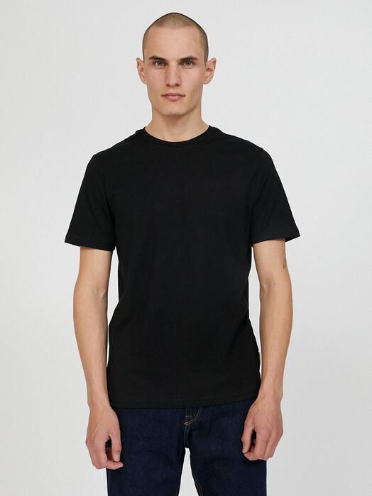 ARMEDANGELS T-Shirts Jaames [black] jetzt im Onlineshop von zündstoff bestellen