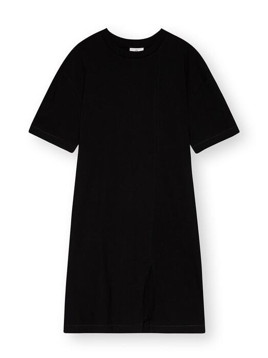 ThokkThokk  Kleider T-Shirt Dress [black] jetzt im Onlineshop von zündstoff bestellen