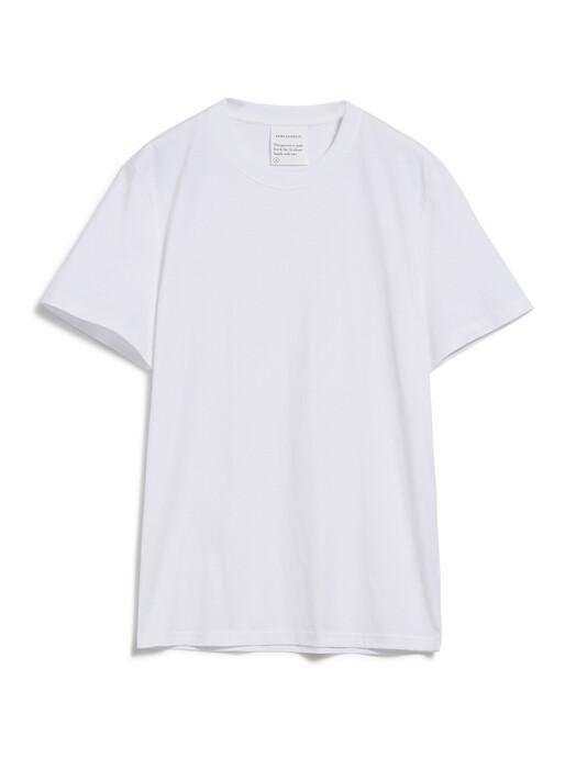 ARMEDANGELS T-Shirts Aado [white] jetzt im Onlineshop von zündstoff bestellen