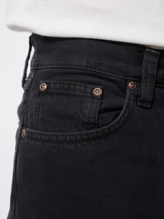nudie Jeans Jeans Gritty Jackson [black forest] jetzt im Onlineshop von zündstoff bestellen