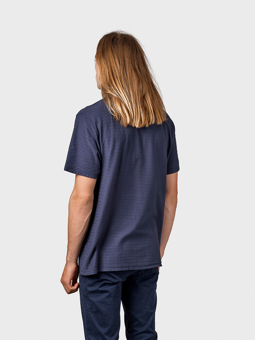 Klitmøller Collective T-Shirts Lauge [navy] jetzt im Onlineshop von zündstoff bestellen