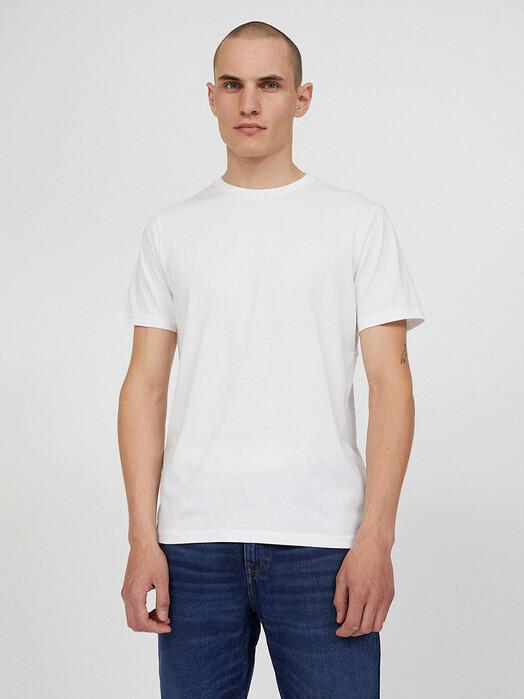 ARMEDANGELS T-Shirts Jaames [white] jetzt im Onlineshop von zündstoff bestellen