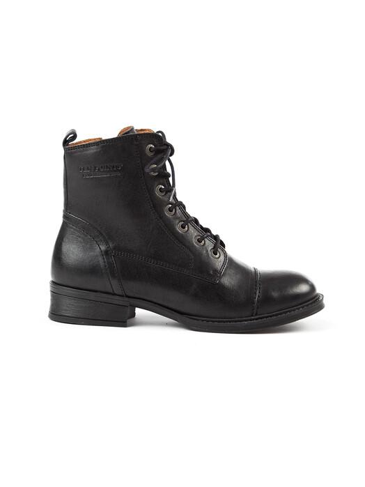 Ten Points Schuhe  Pandora Laced [black] jetzt im Onlineshop von zündstoff bestellen