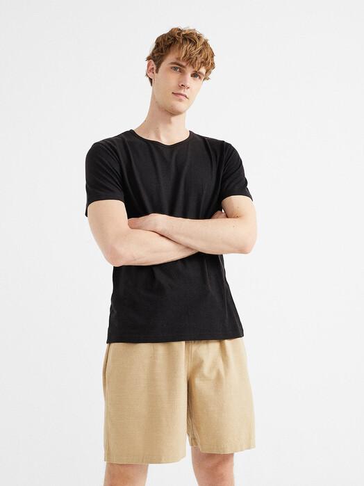 Thinking MU T-Shirts Hemp T-Shirt [black] jetzt im Onlineshop von zündstoff bestellen