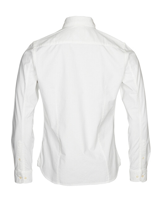Hemden & Polos - Stretched Oxford Shirt [bright white] 2