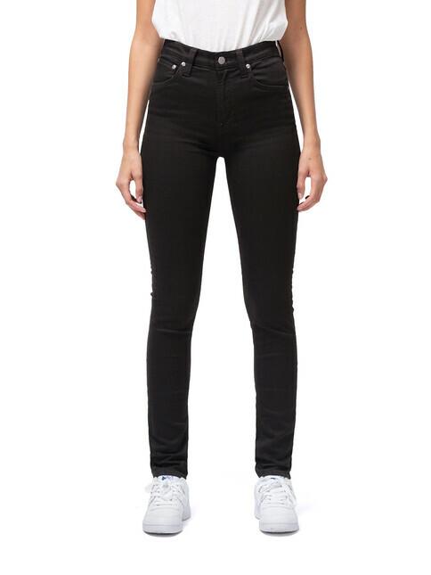 nudie Jeans Hightop Tilde [ever black]