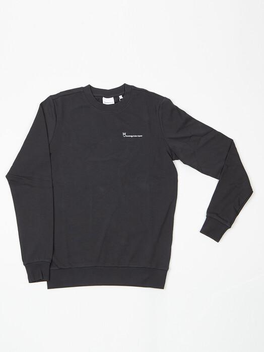 Knowledge Cotton Apparel  Sweatshirts Elm Knowledgecotton Sweat [phantom] jetzt im Onlineshop von zündstoff bestellen