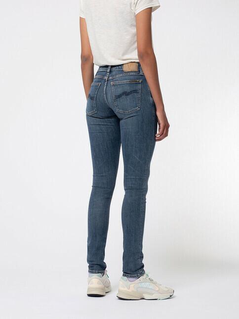 nudie Jeans Skinny Lin [dark blue navy]