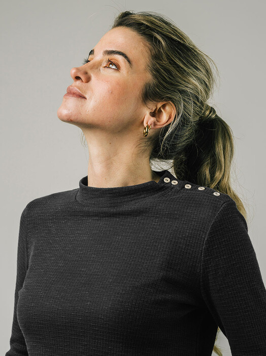 Brava Fabrics Longsleeves Perkins Longsleeve [black] jetzt im Onlineshop von zündstoff bestellen