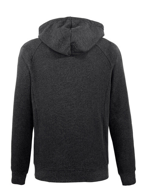 mela wear Men Hoody [anthrazit melange]