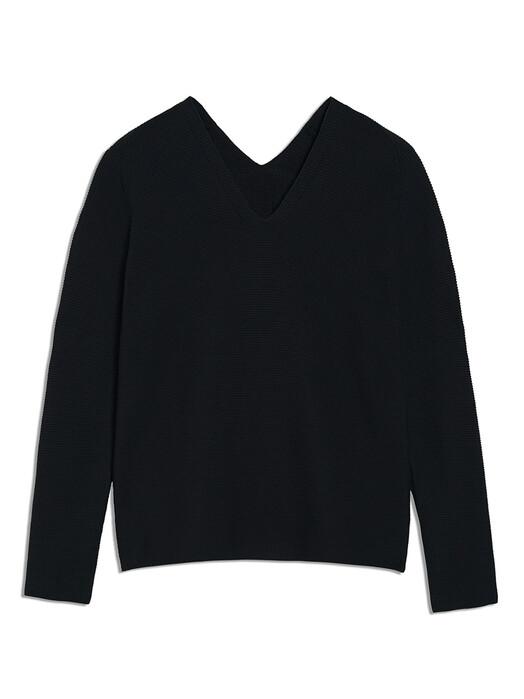 ARMEDANGELS Strickpullover & Cardigans Faarina [black] jetzt im Onlineshop von zündstoff bestellen