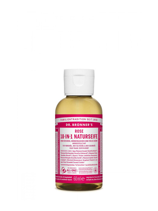 Kosmetik - Liquid Soap Rose 60ml 1
