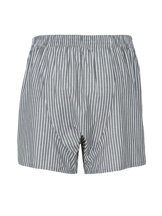 recolution  Unterwäsche  Boxershorts Stripes [black/white] S jetzt im Onlineshop von zündstoff bestellen