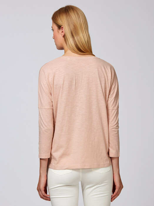 Longsleeves - Tina [diverse Farben] - M, faded nude 4