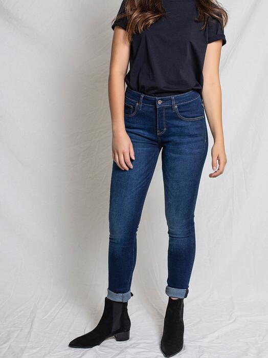 Jeans - Carey Super Skinny [dark blue] 1